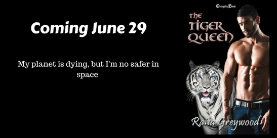 The Tiger Queen Banner