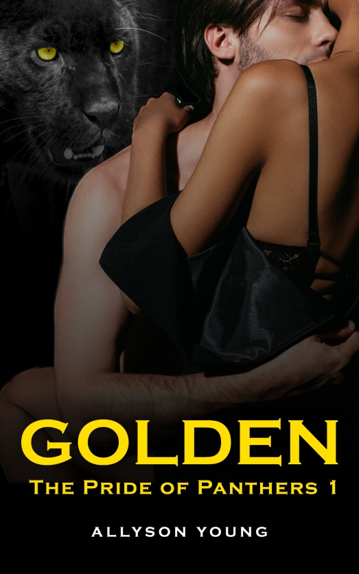Golden_ThePrideofPanthers1_KindleCover