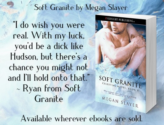 promo for Soft Granite