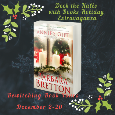 Barbara Bretton Deck the Halls Insta