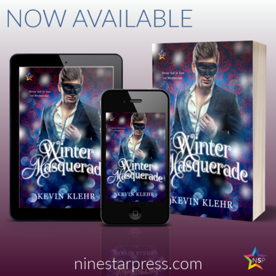 Winter Masquerade Now Available