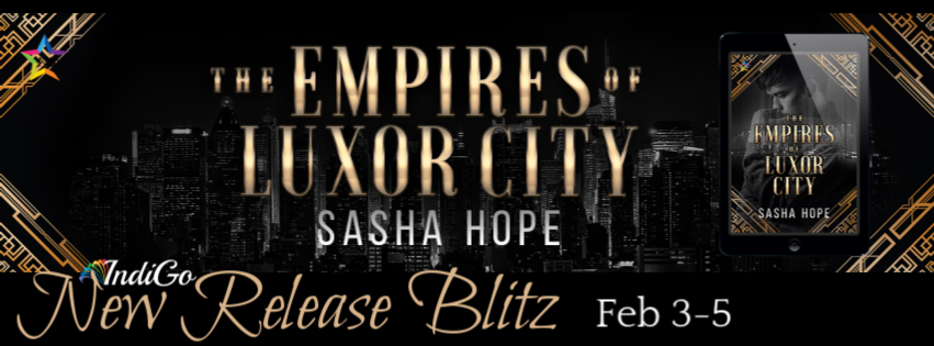 The Empires of Luxor City Banner