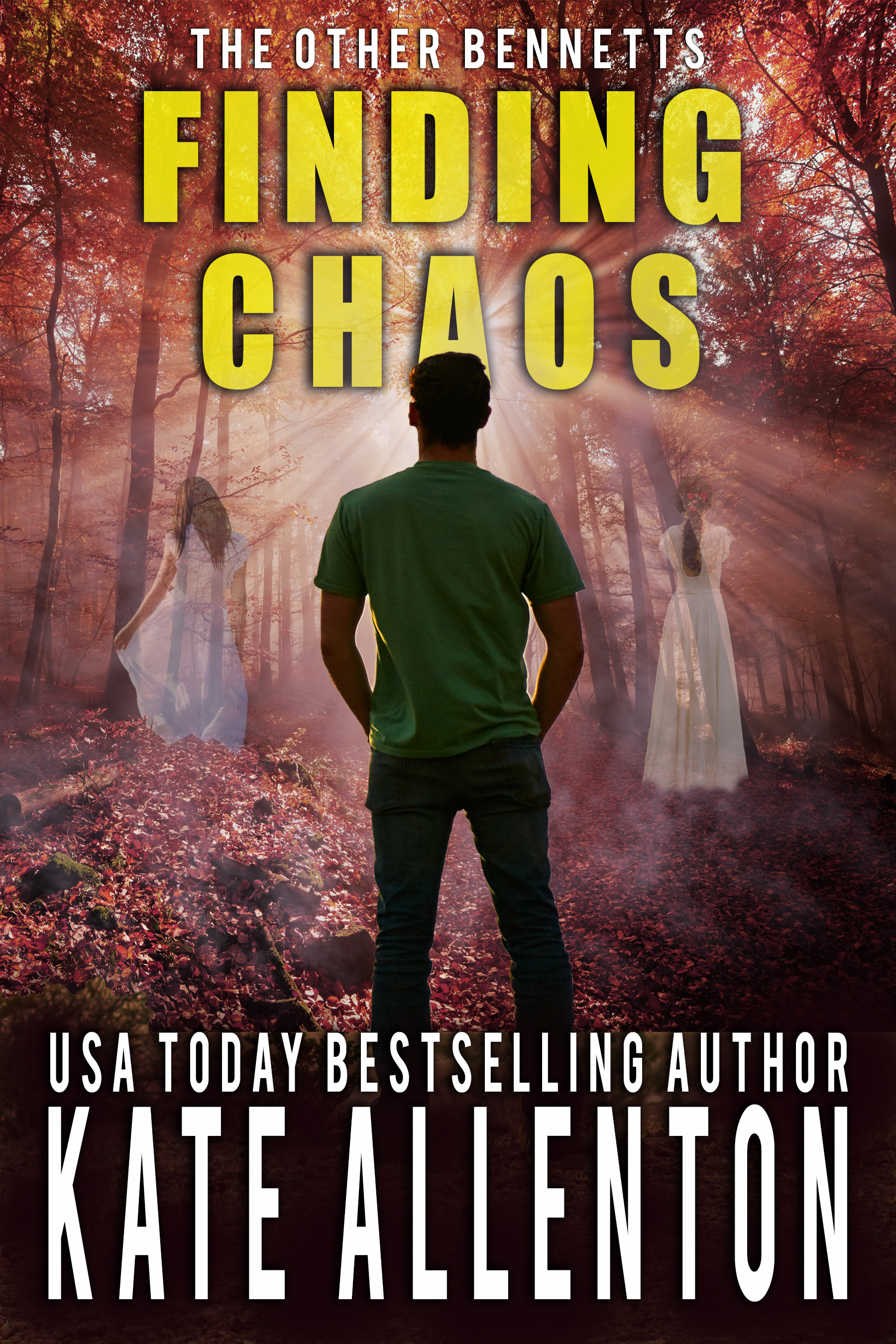 Finding Chaos cover